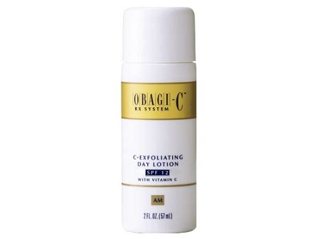 Dermacept Rx Exfoliating Lotion Antiaging Moisturizer Home Peeling new skin health obagi c rx c exfoliating day lotion 2 oz 57 ml