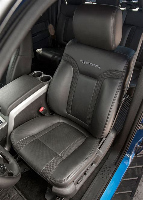 ford truck seats 2012 ford f 150 svt raptor supercrew front seat photo 11