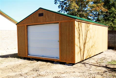 Garage Portable Buildings by Portable Garage Davis Portable Buildings Arkansas