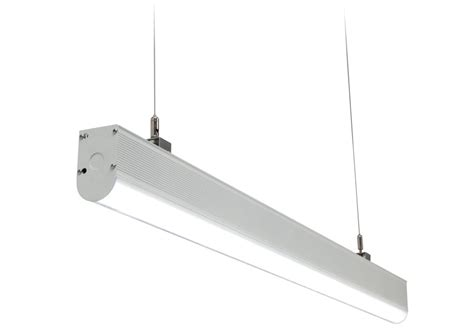Linear Lighting Fixtures Ge Albeo Led Fixtures Fisher Lighting And Controls