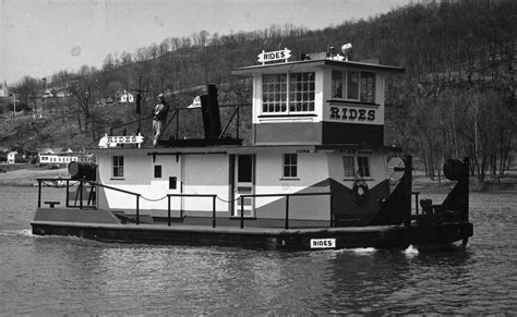 ferry boat rides in kentucky sistersville ferryboat rides built in wheeling west
