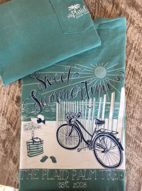 Comfort Colors Seafoam Green by Bicycle Pocket T Seafoam Green