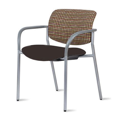 Gt Trevose Stack Chair 9to5 shuttle guest stacking chair