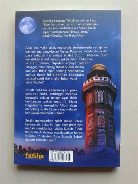 Buku Kitab Ayat Kursi Keutamaan Tafsir Dan Fawaa Idnya buku berkah shalat subuh berjamaah kebangkitan