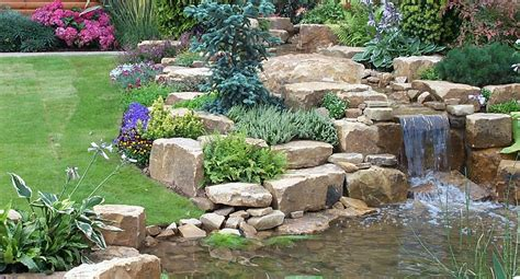 Create A Stunning Water Feature Today Decorative Aggregates