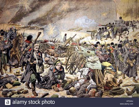 engraving battle quot russo japanese war 1904 1905 battle of mukden coloured