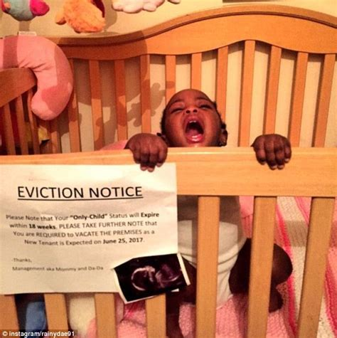 when is baby big for crib toddler gets eviction notice on crib in baby announcement