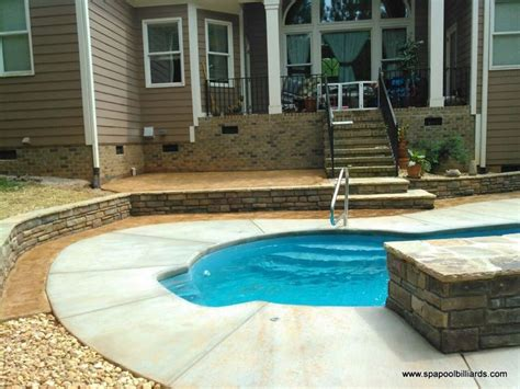 Backyard Leisure Pools 70 Best Images About Tubs And Pools Installed By Backyard Leisure On Fiberglass