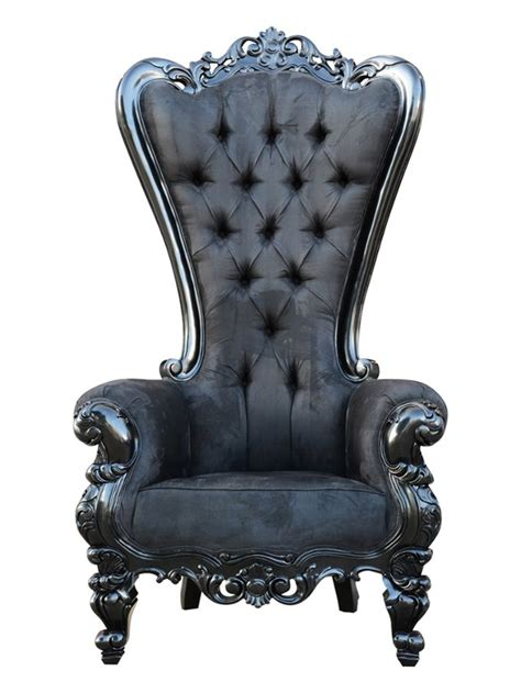 black throne chair 17 best images about throne chair on baroque
