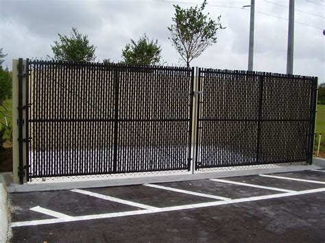 chain link fences what they are prices installation