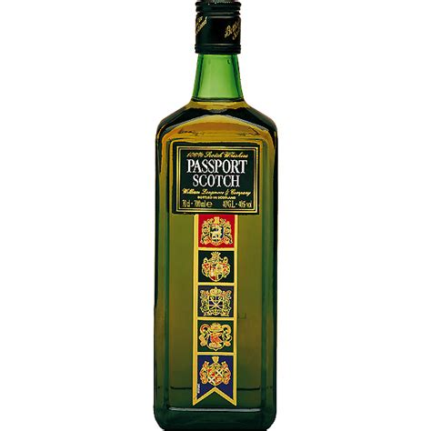 How To Make A L From A Whiskey Bottle by Passport Whisky Escoc 233 S Botella 1 L Tu Supermercado