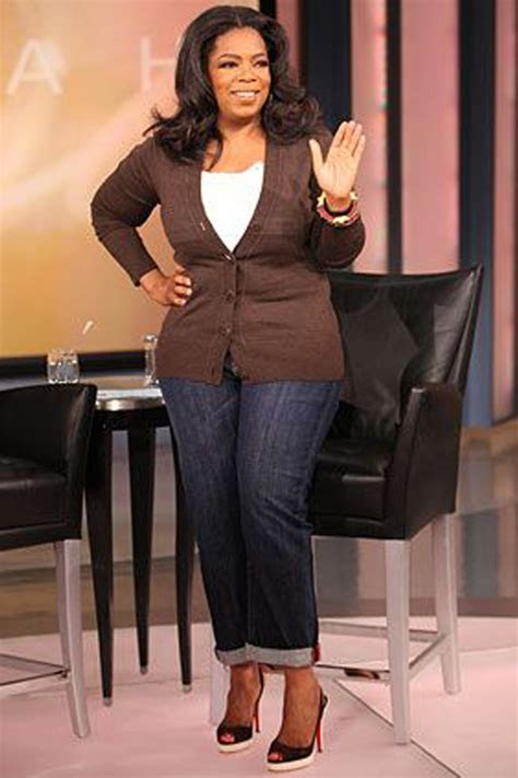 Oprah Wardrobe by Which Fits Your Shape Perfectly