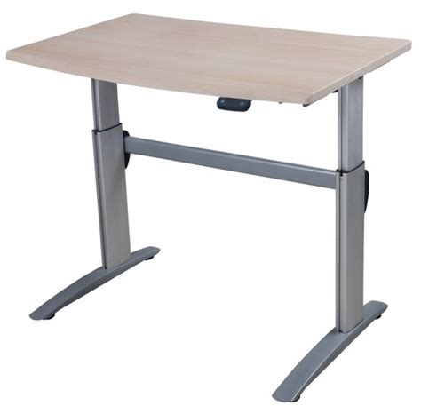 Motorized Sit Stand Desk New Products Height Adjustable Desk Sit Stand Workstations Shaft Direct