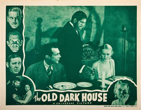 fantasy film hobby lobby 1932 el caser 243 n de las sombras the old dark house us