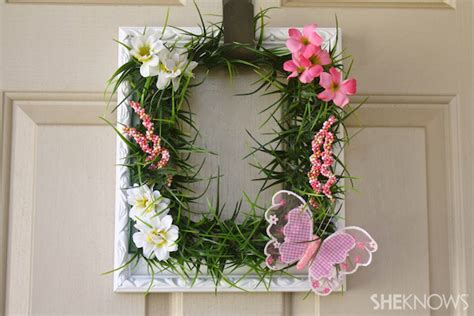 spring wreaths to make the thursday 13 spring wreaths to make for your front