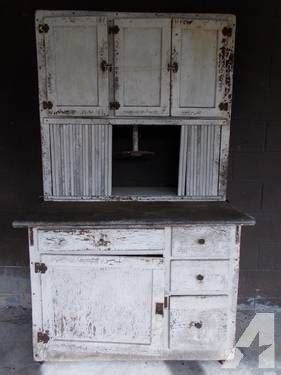 farmhouse kitchen cabinets for sale primitive farmhouse hoosier kitchen cabinet with zinc top 1920s 1930s for sale in beverly ohio