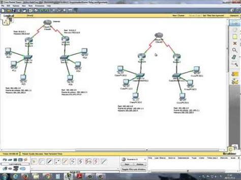 cisco packet tracer tutorial subnetting cisco packet tracer conexi 243 n a internet frame relay con