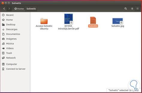 compartir escritorio ubuntu c 243 mo compartir archivos entre ubuntu y windows 10 solvetic