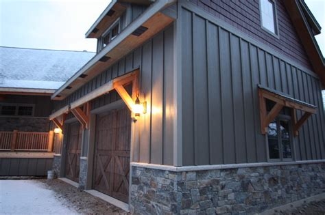 Anderson Timber Frame   Exterior   Milwaukee   by Ruebl