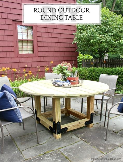 diy outdoor dining table plans diy outdoor dining table with outdoor accents
