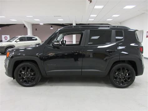 Black Jeep Suv Black Jeep Renegade New Car Release And Specs 2018 2019