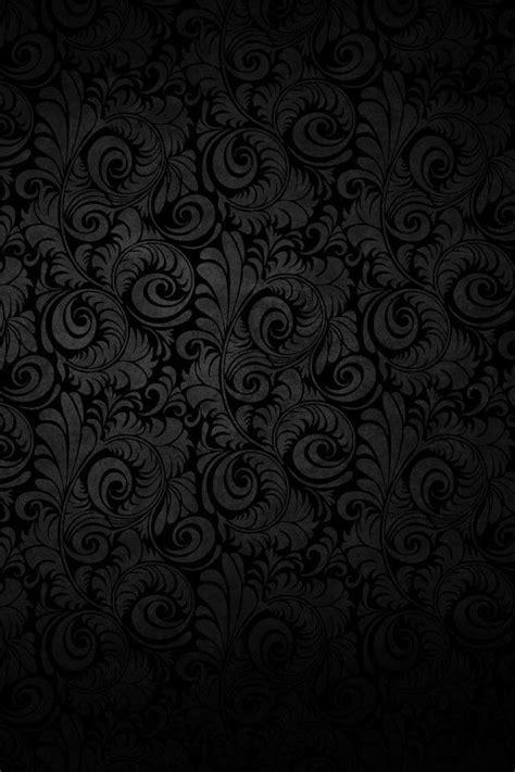 black wallpaper hd for htc ダマスク柄 iphone壁紙ギャラリー