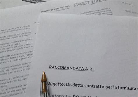 disdire fastweb mobile modulo disdetta fastweb moduli it