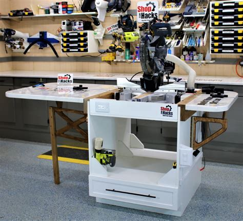 Precision Fenceless Miter Saw Stop System