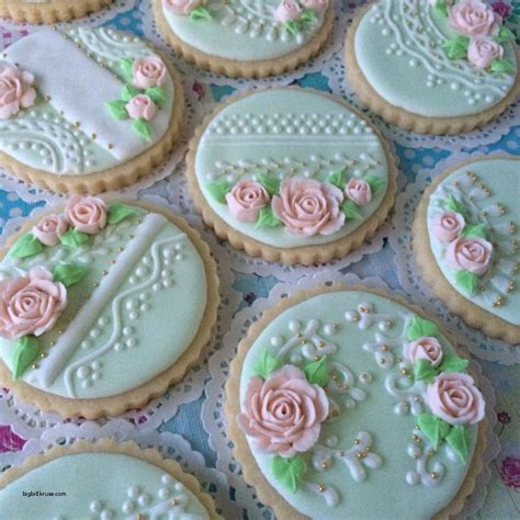 decorated sugar cookies wedding decorations lovely wedding sugar cookies