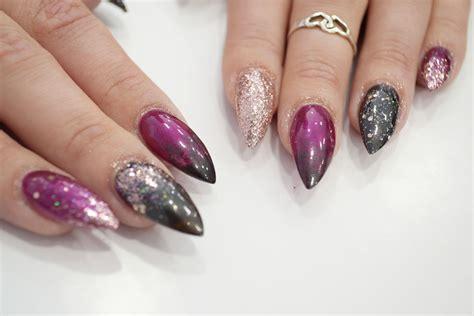 nail art tutorial how to create a glitter gradient using diy tutorial glitter ombr 233 nail art mermaid gossip blog