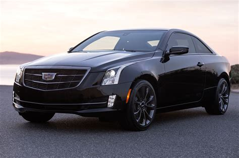 Cadillac Ats 2016 Cadillac Ats Reviews And Rating Motor Trend