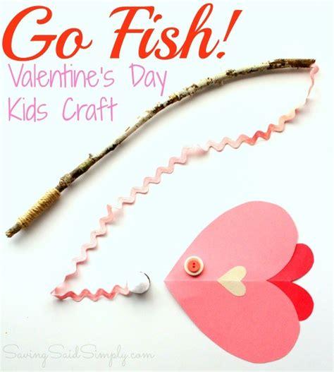 go valentines day s day craft go fish raising whasians