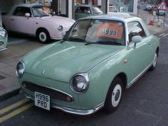 nissan figaro mint green 1000 images about vintage wheels on nissan