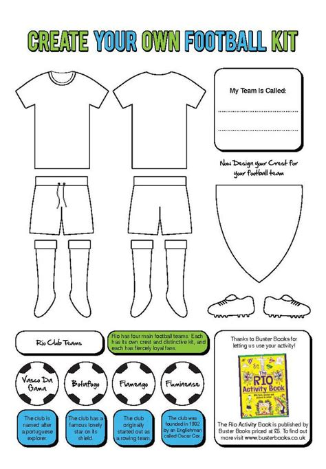 design your dream football team 7 best world cup 2014 images on pinterest activity books