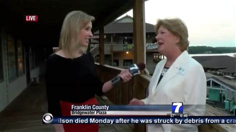 Reporter Tv by Wdbj7 Reporter Alison Photographer Adam Ward Killed On Live Tv Nbc News