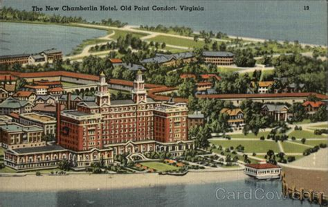 old point comfort va the new chamberlin hotel old point comfort va