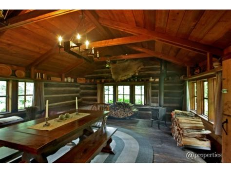 Log Cabin With Indoor Tub by Wow House Indoor Pool With Tub Bar Log Cabin On