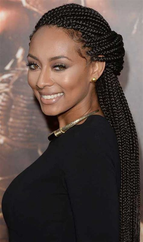 Black Braid Hairstyles by 20 Braids Hairstyles For Black Hairstyles