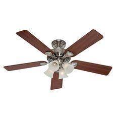 westminster 5 minute fan 52 in 52 in westminster 5 minute fan white indoor ceiling
