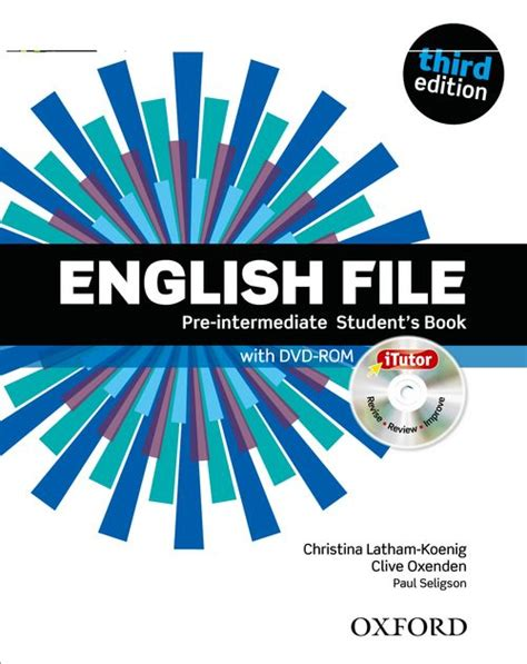 english file third edition student book with itutor pack upper intermediate by clive english file third edition class audio cds 5 beginner by clive oxenden christina latham