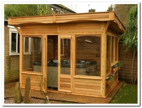 Ideas Outdoor Hot Tubs And Tubs On Pinterest Garden Enclosure Ideas