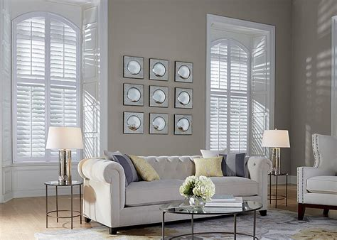 living room shutters interior how to clean plantation shutters blindsgalore