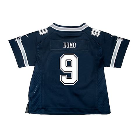 replica blue tony romo 9 jersey valuable p 248 dallas cowboys infant tony romo 9 nike replica