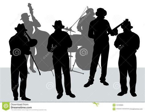 gruppi swing orchestre de jazz photo libre de droits image 13103965