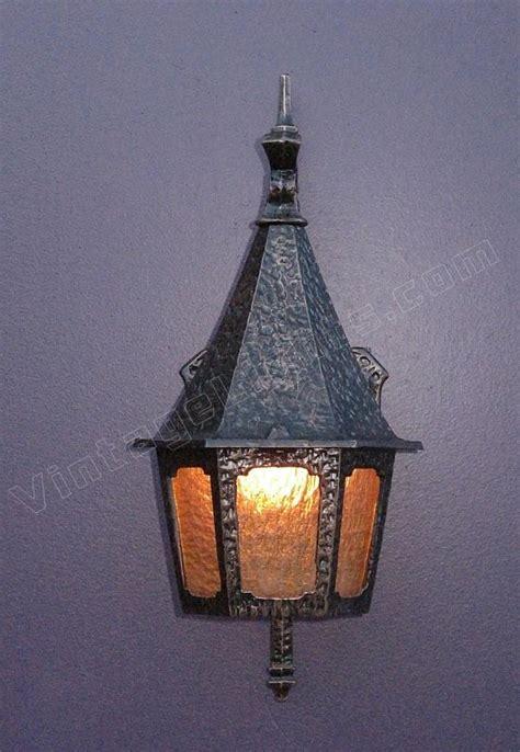 Tudor Outdoor Lighting Vintage Outdoor Lantern Bungalow Porch Light Tudor Wall Sconce
