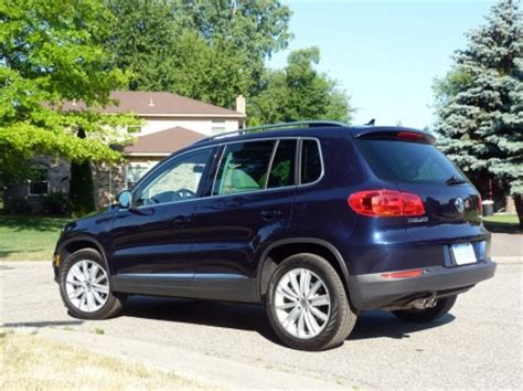 2012 volkswagen tiguan se review review 2012 volkswagen tiguan se awd the about cars