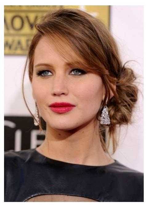 round face bun hairstyles 123 best images about hair it is on pinterest bobs