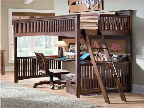 full size loft bed with desk underneath beds with desks underneath hostgarcia
