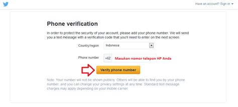 membuat twitter mudah cara membuat twitter baru dengan mudah omah tips