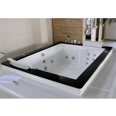 foto di vasche idromassaggio vasca idromassaggio 185x150cm da incasso per 2 persone vi